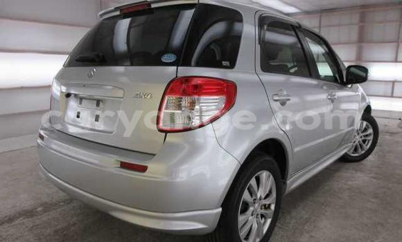 Buy Used Suzuki SX4 Silver Car in Henties Bay in Erongo