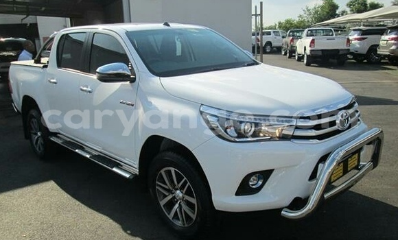 Buy Import Toyota Hilux White Car in Aranos in Hardap