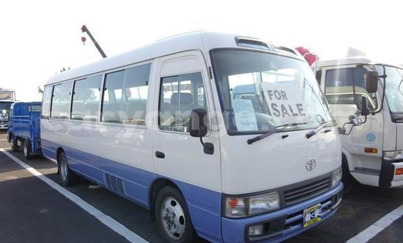 Buy Used Toyota Coaster White Car in Grootfontein in Namibia