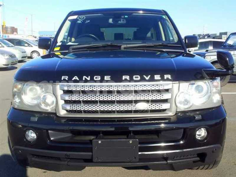 Big with watermark 2007 land rover range rover 4