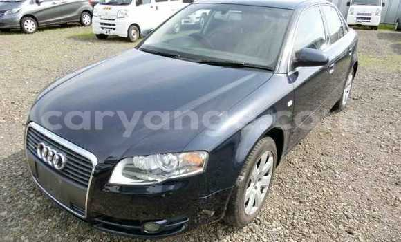 Buy Used Audi A4 Blue Car in Windhoek in Namibia