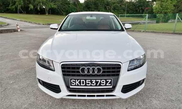 Buy Used Audi A4 White Car in Leonardville in Omaheke