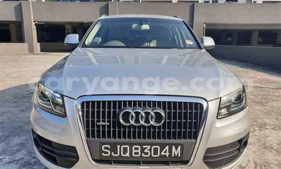 Buy Used Audi Q5 Silver Car in Karibib in Erongo