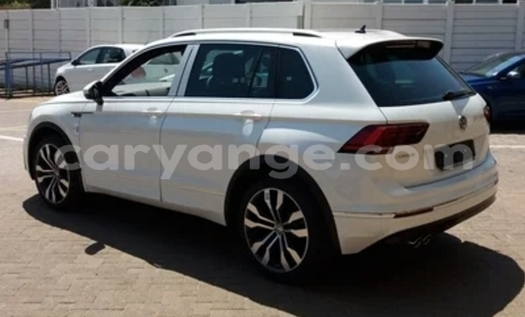 Buy Used Volkswagen Tiguan White Car in Warmbad in Karas