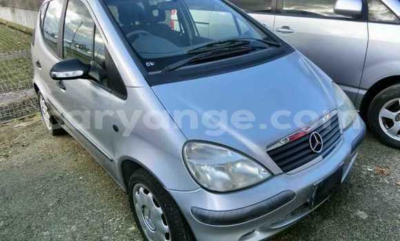 Buy Used Mercedes-Benz A-klasse Silver Car in Khorixas in Kunene