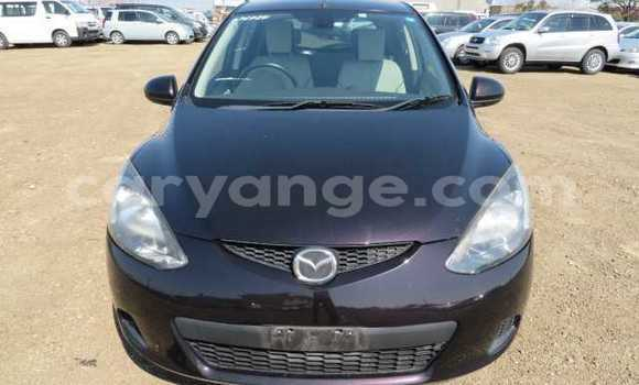 Buy Used Mazda Demio Black Car in Warmbad in Karas