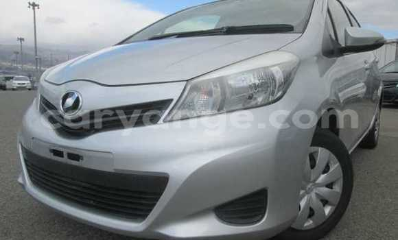Buy Used Toyota Vitz Silver Car in Oshakati in Namibia