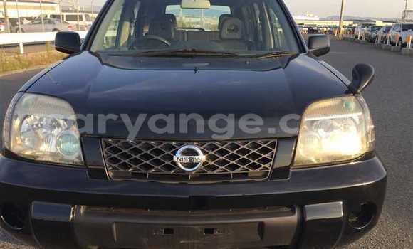 Buy Used Nissan X–Trail Black Car in Mariental in Namibia