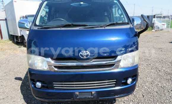 Buy Used Toyota Hi Ace Blue Car in Rehoboth in Hardap