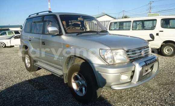 Buy Used Toyota Prado Silver Car in Tsumeb in Oshikoto