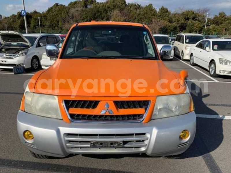Big with watermark 2003 mitsubishi pajero
