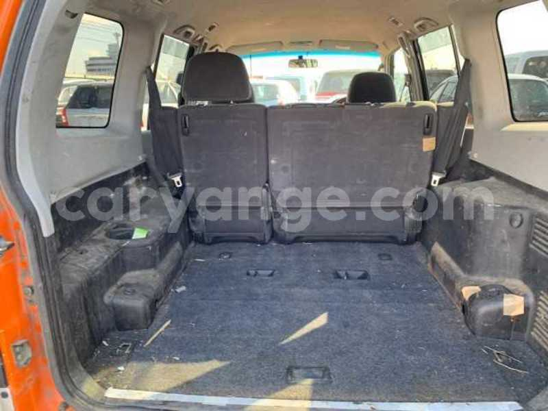 Big with watermark 2003 mitsubishi pajero 3