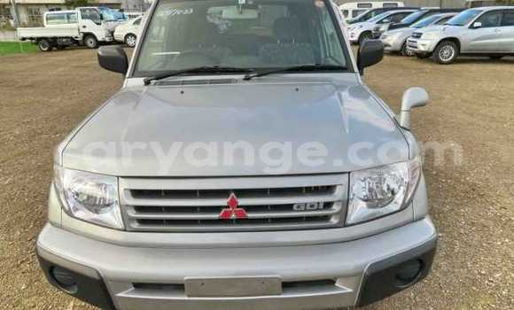 Buy Used Mitsubishi Pajero iO Silver Car in Aranos in Hardap