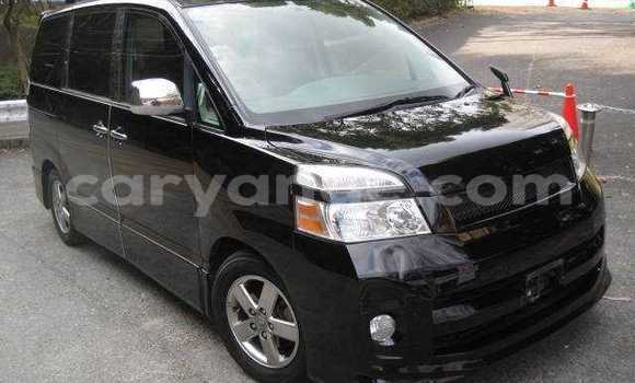Buy Used Toyota Voxy Black Car in Arandis in Kunene
