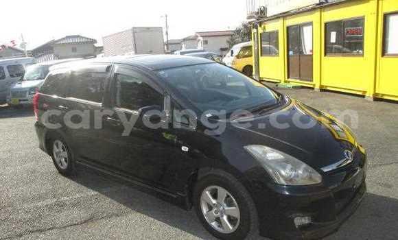 Buy Used Toyota Wish Black Car in Walvis Bay in Namibia