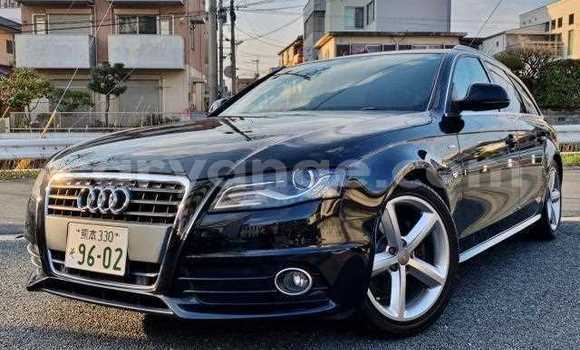 Buy Used Audi A4 Black Car in Otjimbingwe in Erongo
