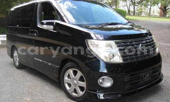 Buy Used Nissan Elgrand Black Car in Grootfontein in Namibia