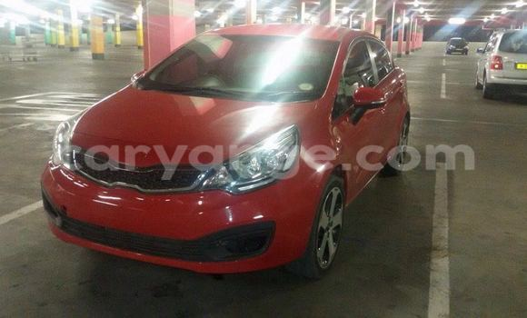 Buy Used Kia Carens Red Car in Windhoek in Namibia