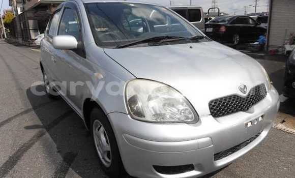 Buy Used Toyota Vitz Silver Car in Bethanien in Karas