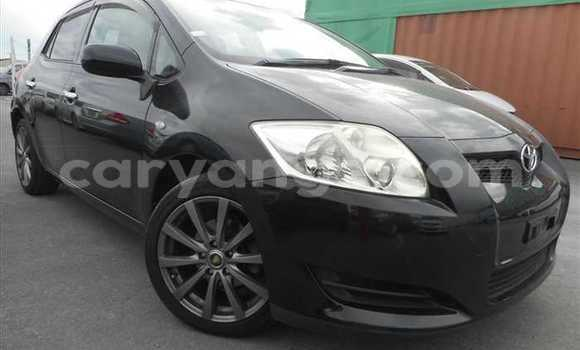 Buy Used Toyota Auris Black Car in Katima Mulilo in Caprivi