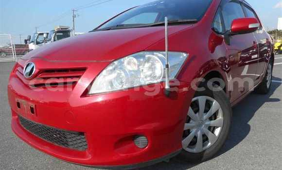 Buy Used Toyota Auris Red Car in Omaruru in Erongo