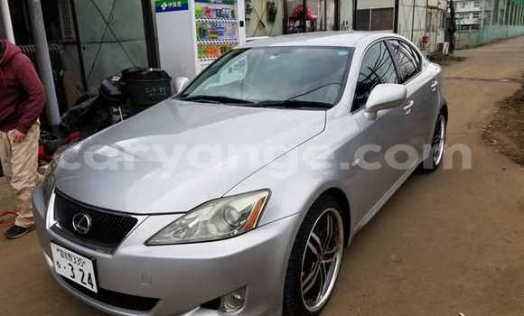 Buy Used Lexus IS Silver Car in Otavi in Oshikoto