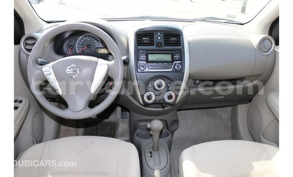 Buy Import Nissan Sunny White Car in Import - Dubai in Namibia