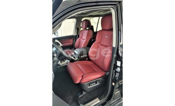 Buy Import Toyota Land Cruiser Black Car in Import - Dubai in Namibia