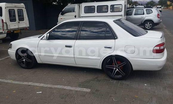 Buy Used Toyota 4Runner Black Car in Windhoek in Namibia