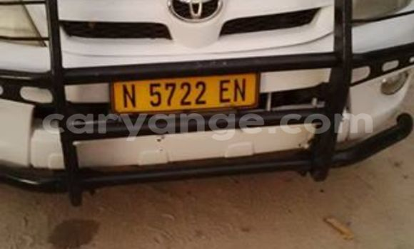 Buy Used Toyota 4Runner Black Car in Windhoek in Namibia