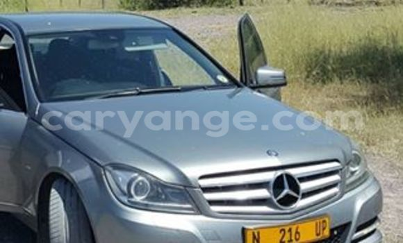 Buy Used Mercedes‒Benz 190 Silver Car in Windhoek in Namibia