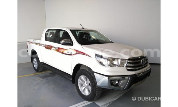 Buy Import Toyota Hilux White Car in Import - Dubai in Namibia