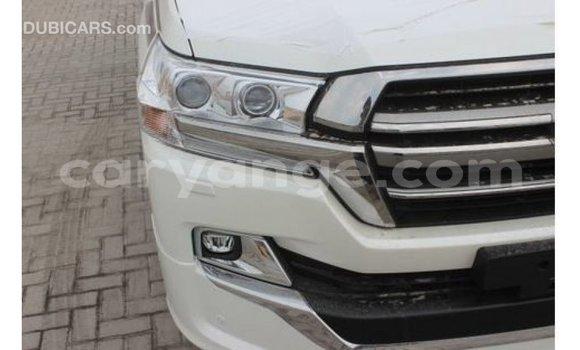 Buy Import Toyota Land Cruiser White Car in Import - Dubai in Namibia
