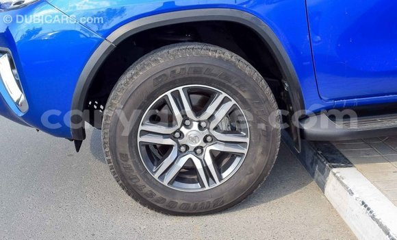 Buy Import Toyota Fortuner Blue Car in Import - Dubai in Namibia