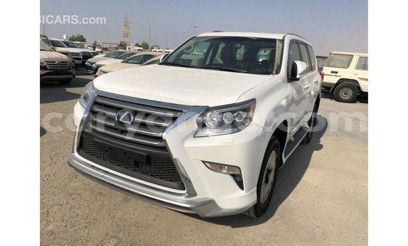 Buy Import Lexus GX White Car in Import - Dubai in Namibia
