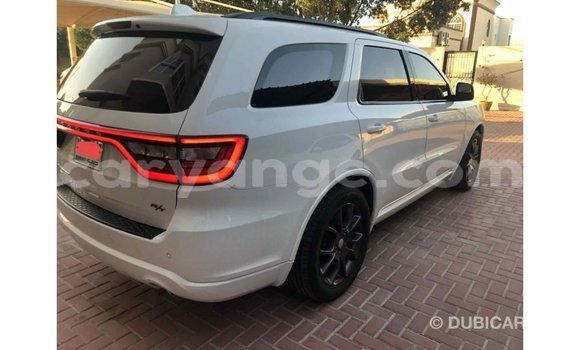 Buy Import Dodge Durango White Car in Import - Dubai in Namibia