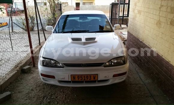 Buy Used Toyota Camry White Car in Windhoek in Namibia