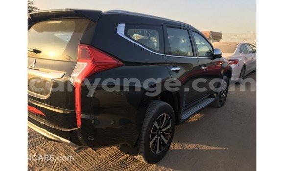 Buy Import Mitsubishi Montero Black Car in Import - Dubai in Namibia