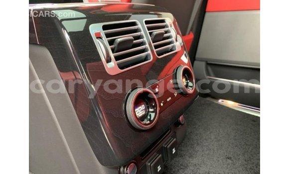 Buy Import Land Rover Range Rover Black Car in Import - Dubai in Namibia