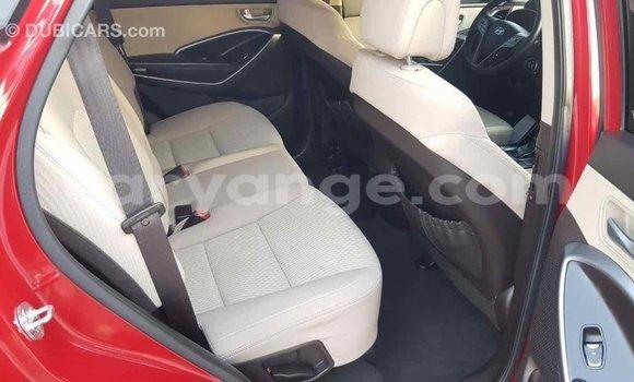 Buy Import Hyundai Santa Fe Red Car in Import - Dubai in Namibia