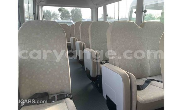 Buy Import Toyota Coaster White Car in Import - Dubai in Namibia