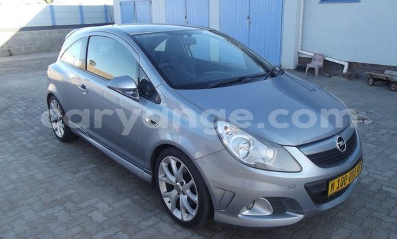 Buy Used Opel Corsa Blue Car in Swakopmund in Namibia