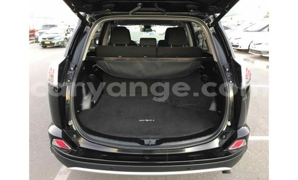 Buy Import Toyota RAV4 Black Car in Import - Dubai in Namibia