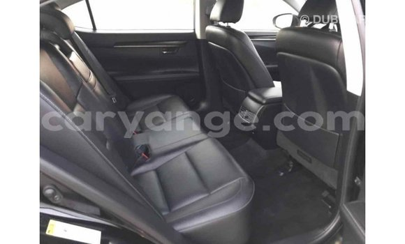 Buy Import Lexus ES Black Car in Import - Dubai in Namibia