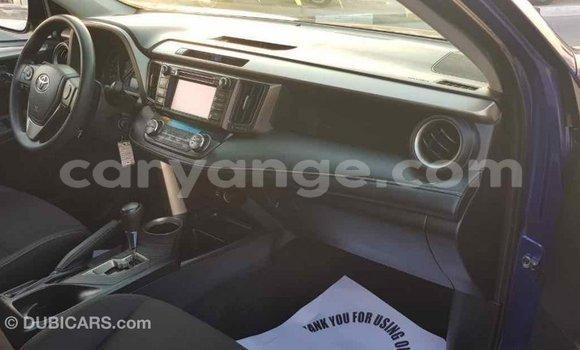 Buy Import Toyota RAV4 Blue Car in Import - Dubai in Namibia