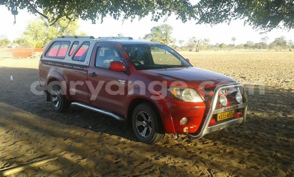 Buy Used Toyota Hilux Red Car in Oshakati in Namibia