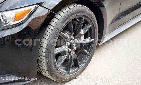 Buy Import Ford Mustang Black Car in Import - Dubai in Namibia