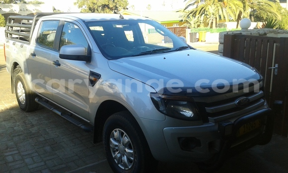Buy Used Ford Ranger Silver Car in Swakopmund in Namibia