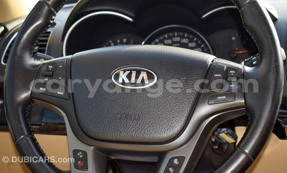 Buy Import Kia Sorento White Car in Import - Dubai in Namibia