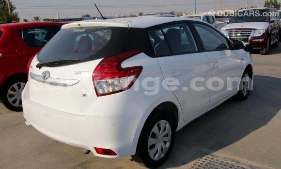 Buy Import Toyota Yaris White Car in Import - Dubai in Namibia